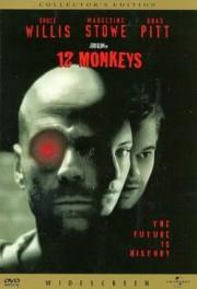 Двенадцать обезъян / Twelve Monkeys (Терри Гилльям, 1995)