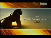 Discovery: О чем знали древние — Индия