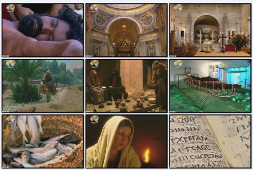 BBC: Библейские Тайны. Петр - камень / Bible Mysteries (Фильм 4)
