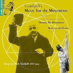 Wim Van Dulleman - Gurdjieff Music For The Movements - Disc 1-2
