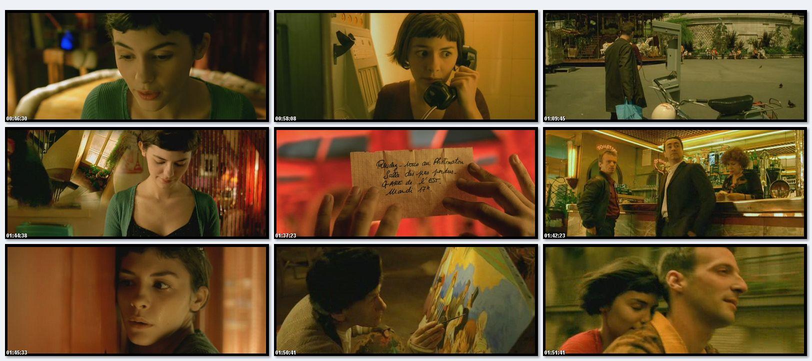 Амели / Le Fabuleux destin d\'Amelie Poulain (2001)