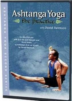Ashtanga Yoga  - Second and Third Seriesby by David Swenson (eng)