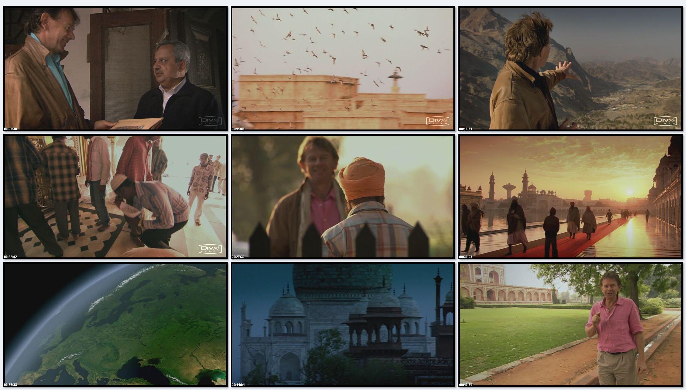 ВВС: Индия с Майклом Вудом. Встреча двух океанов (фильм 5) / BBC: The Story of India with Michael Wood (2007)