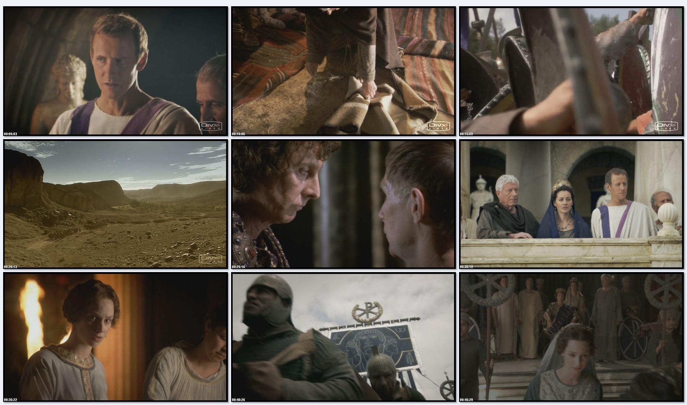 BBC: Древний Рим. Рассвет и Падение Империи - Константин (фильм 5) (2007)