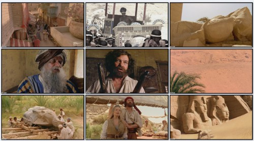 BBC: Древний Египет. Великое открытие - Фараон и Циркач (фильм 3)