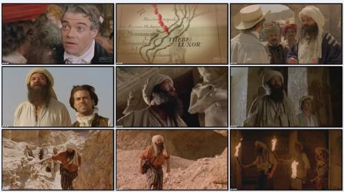 BBC: Древний Египет. Великое открытие - Храм из песка (фильм 4)