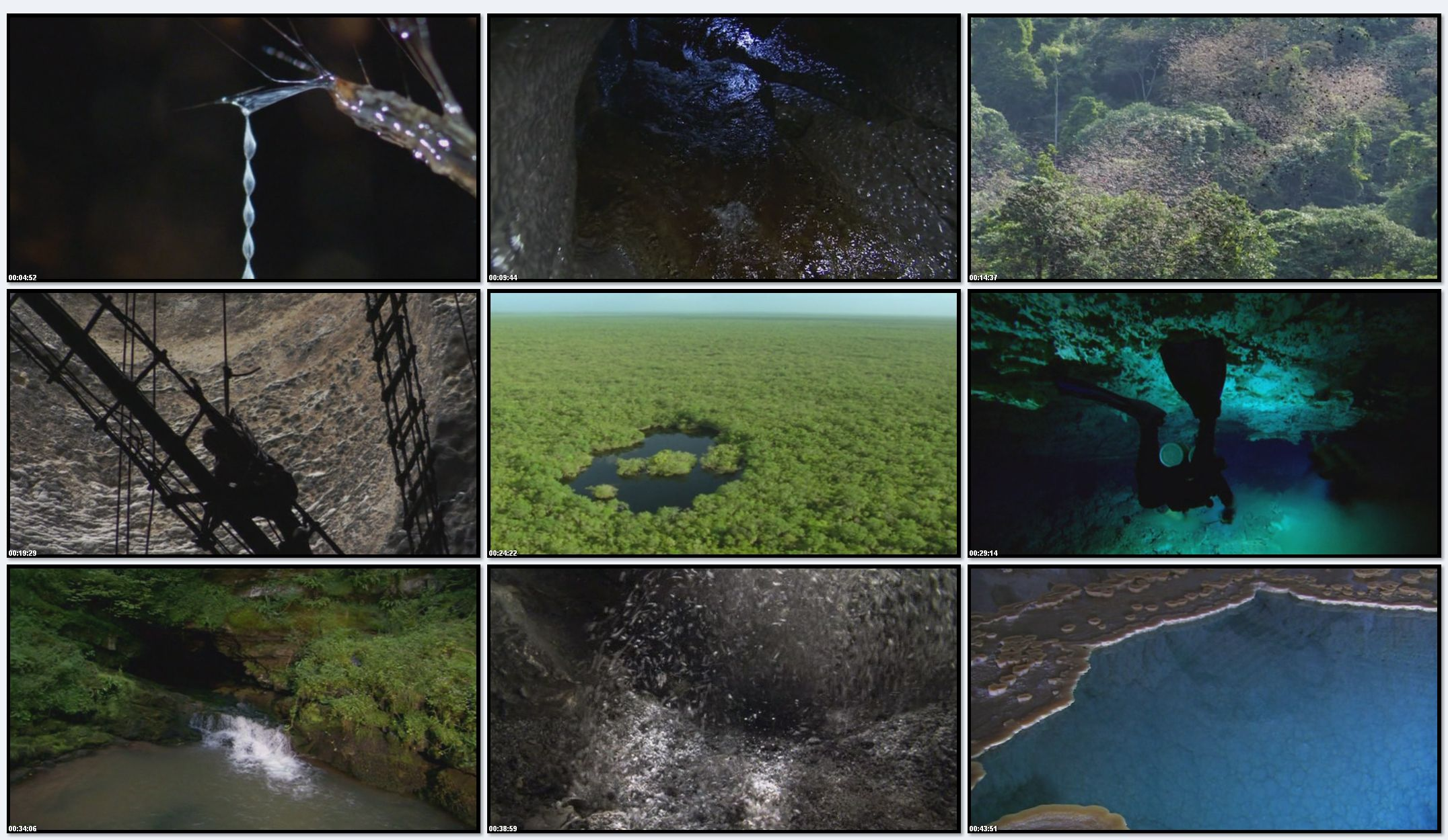BBC: Планета Земля - Пещеры (фильм 4)