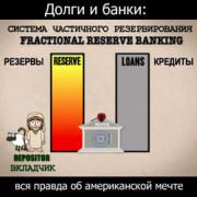 Долги и банки: вся правда об американской мечте