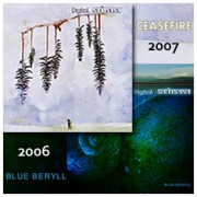 Digital Samsara — Blue Beryll (2006) / Ceasefire (2007) (2 CD)