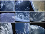 Свет Земли / Earthlight (NASA)
