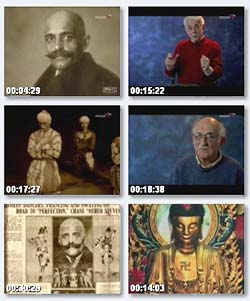 Гитлер, Сталин и ГУРДЖИЕВ