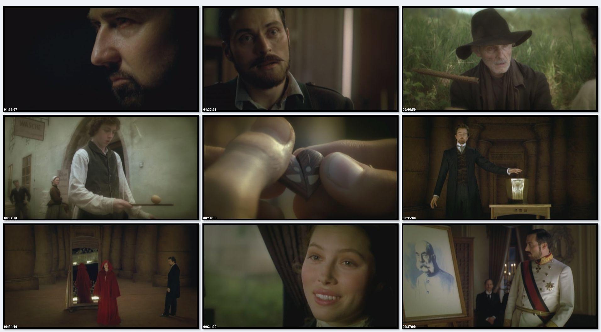 Иллюзионист / The Illusionist (2006)
