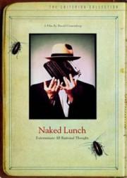 Обед нагишом (Голый завтрак) / Naked Lunch (Дэвид Кроненберг, 1991)