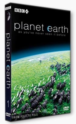BBC: Планета Земля - От полюса к полюсу