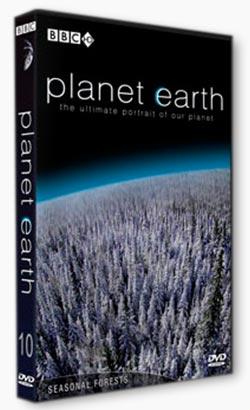 BBC: Планета Земля - Сезонные Леса