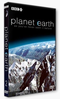 BBC: Планета Земля - Горы