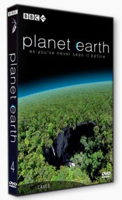 BBC: Планета Земля – Пещеры
