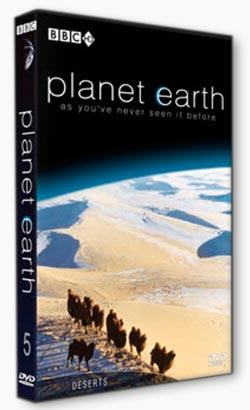 BBC: Планета Земля – Пустыни
