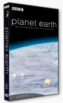 BBC: Планета Земля – Ледяные Миры