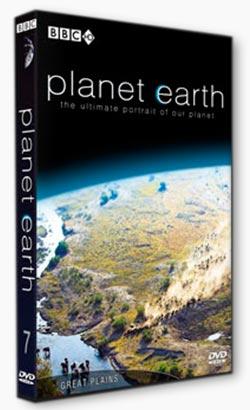 BBC: Планета Земля - Великие равнины