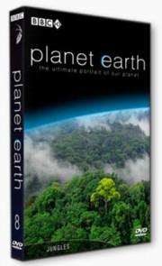 BBC: Планета Земля — Джунгли (фильм 8) / Planet Earth — Jungles / HDTV , DVDRip