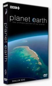 BBC: Планета Земля — Мелководные Моря (фильм 9)/ Planet Earth — Shallow Seas / HDTV , DVDRip