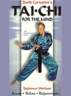 Тай-Чи Дэвида Каррадинеса / TAI CHI David Carradine`s - For The Mind
