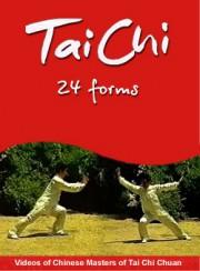 Тай-Цзи Цюань — Комплекс из 24 форм / Tai Chi Chuan — 24 forms (ch)