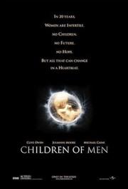 Дитя Человеческое / Children Of Men (2006)