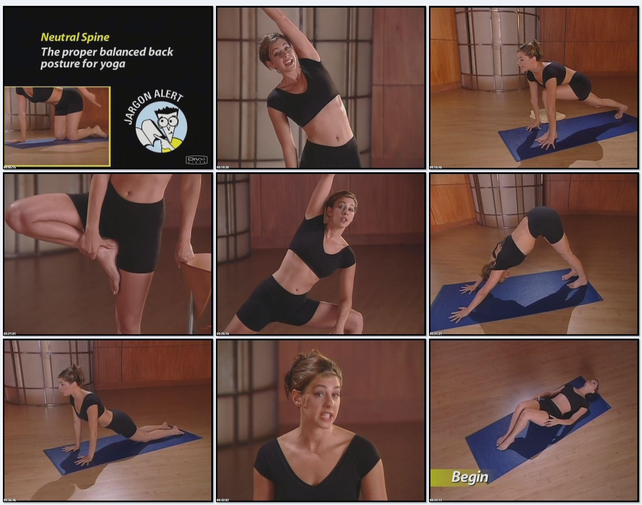 Йога для чайников / Yoga for Dummies