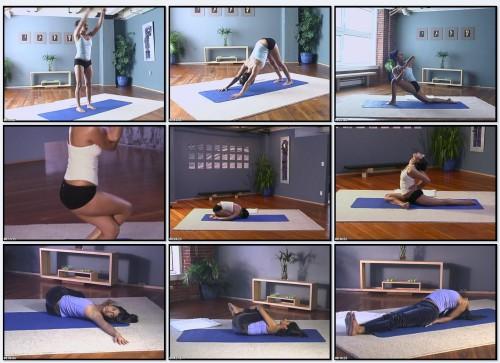 Yoga for urban living / Йога для жителей города